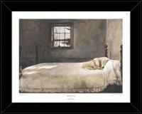 Amazon.com - Master Bedroom Andrew Wyeth Sleeping Dog on a ...