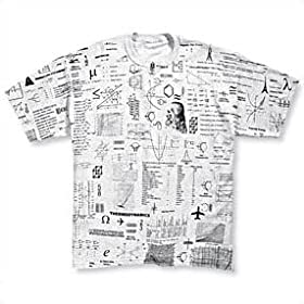 Cheat Sheet Shirts for Engineering, Math, and Science
