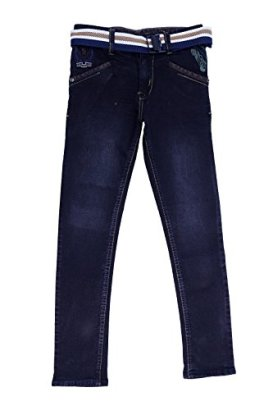 AJ-DEZINES-Big-Boys-Slim-Jeans-10-11-Years-Black