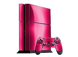 Amazoncom Sony PlayStation 4 Skin PS4 NEW PINK