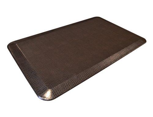 Cushion Floor Mat Memory Foam Rug Espresso Kitchen
