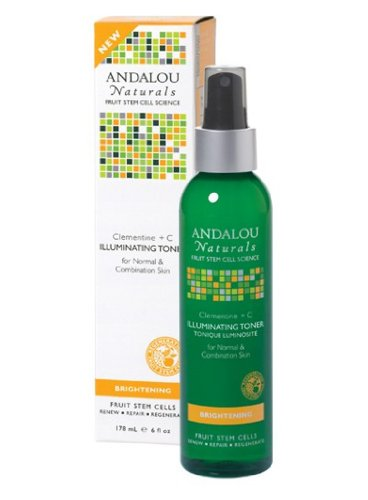 Andalou Naturals Clementine Plus C Illuminating Toner