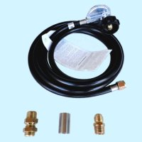 Propane Conversion Kit for Gas Fire Pit Burner Rings and ...