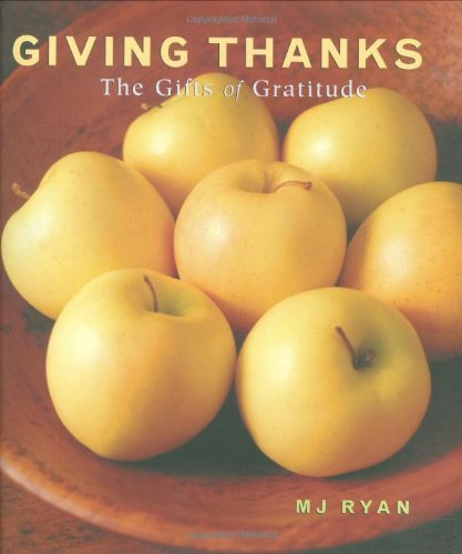 """Cover of """"Giving Thanks: The Gifts of Gra..."""