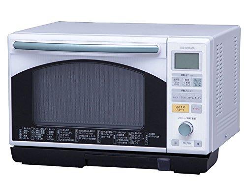 アイリスオーヤマ スチームオーブンレンジ 24L ホワイト MS-2401