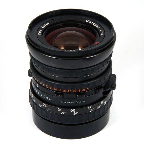 新品 ハッセル純正 CFi Ditagon 50mm f4 (FLE) 40%off