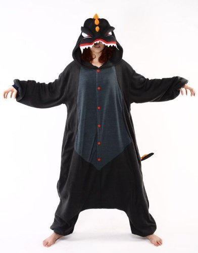 Monster Dragon Z Onesie sm-xxxl