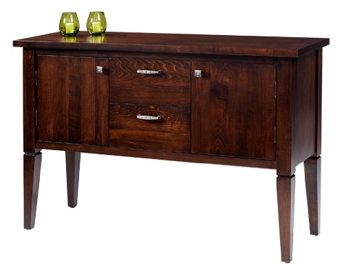 Buy Low Price Amish Furniture House Usa Made Amish Arcadia China Sideboard B003yd62bq