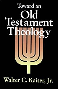 "Cover of ""Toward an Old Testament Theolog..."