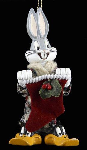 Warner Bros. Bugs Bunny Christmas Ornament