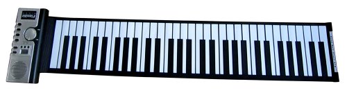 Digital Roll up Piano Portable 61 Keys Keyboard Ideas for Birthday Gifts