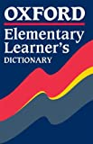 Oxford Elementary Learner's Dictionary of English