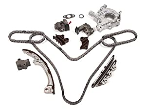 Amazon.com: Evergreen TK3033OP Timing Chain Kit, and Oil