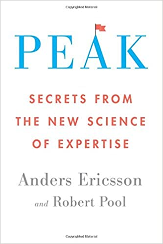 Anders Ericsson, peak, performance