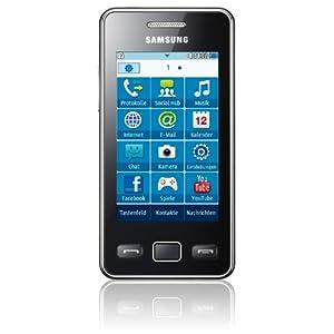 Samsung Star II S5260 Smartphone
