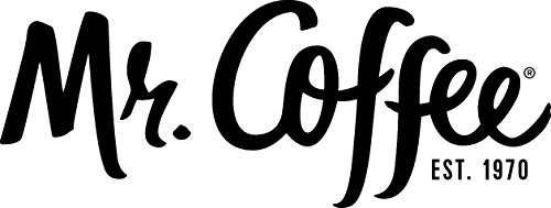Mr. Coffee DWX23 12-Cup Programmable Coffeemaker, Black