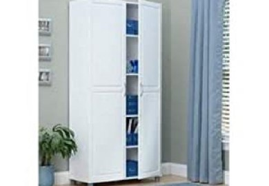 Amazon 2 Door Cabinet Home Kitchen