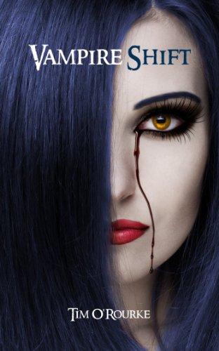 Vampire Shift  (Kiera Hudson Series, #1)