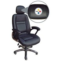 Chairs For Sale: Bargain NFL Pittsburgh Steelers Leather ...