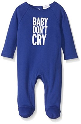 ABSORBA-Boys-Baby-Dont-Cry-Footie