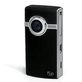 Flip UltraHD Camcorder, 120 Minutes (Black)