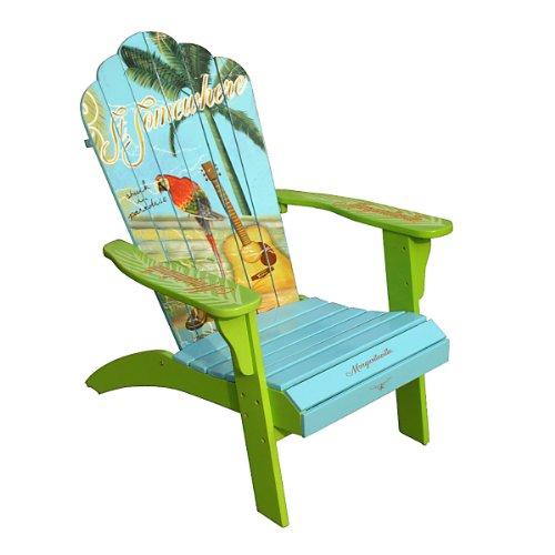 Margaritaville Model SA623142 Classic Adirondack Chair