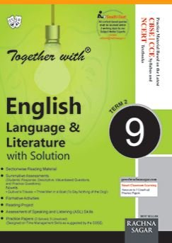 Together With English Language & Literature T - 2 With Solution - 9