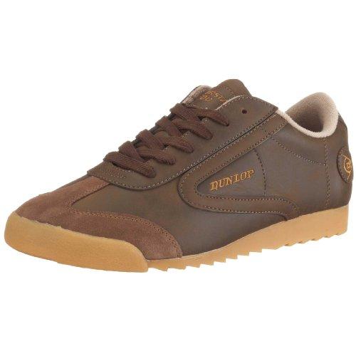 Dunlop Superstar 100 brown 510311919 43, Herren, Sneaker