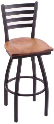Holland Bar Stool Company Cambridge 014 Black Swivel Bar
