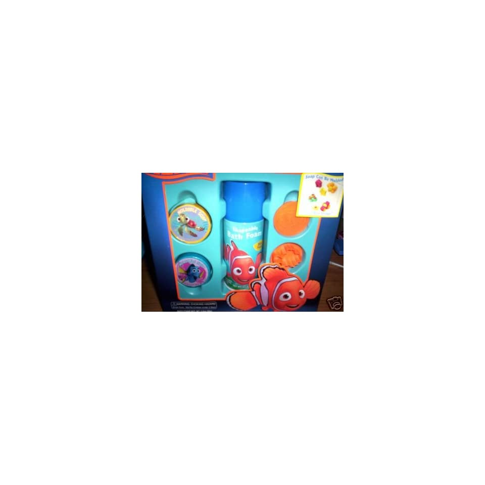 Nemo Bathroom Set Finding Nemo Bath Set Moldable Soap On Popscreen