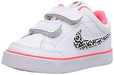 Nike Capri 3 Leather Baby-Girls First Walking Shoes ...