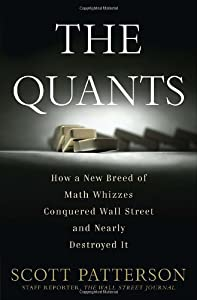 "Cover of ""The Quants: How a New Breed of ..."