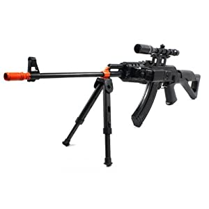 tactical military ak 47 spring airsoft gun sniper rifle