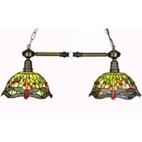 Tiffany Stained Glass Kitchen Island Pendant Lighting ...