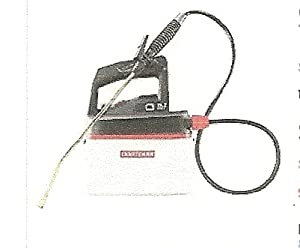 Amazon.com : Craftsman 19.2 Volt Garden-or Chemical