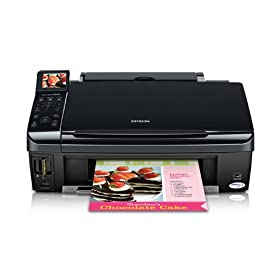 image about Printable Edible Paper identified as Edible Wi-fi Epson Cake Printer Package with Ink,paper