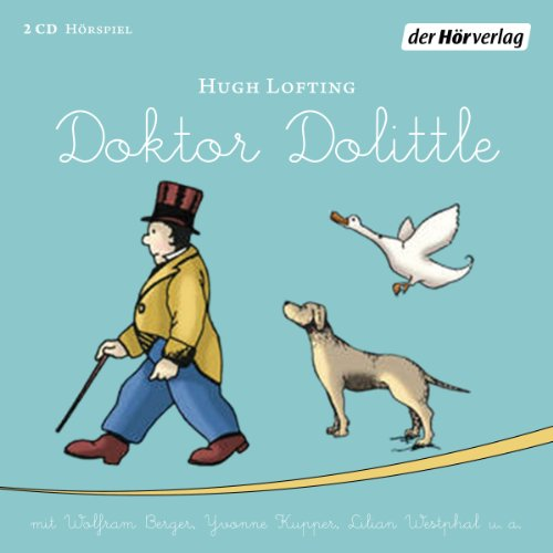 Hugh Lofting - Doktor Dolittle (Der Hörverlag)
