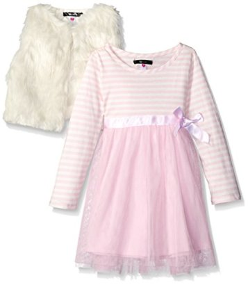 Kensie-Girls-Little-Girls-Fancy-Jersey-and-Tulle-Dress-with-Faux-Fur-Vest-Vanilla-6X