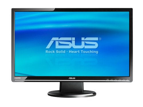 Asus VW246H 24-Inch Full-HD LCD Monitor with Integrated Speakers