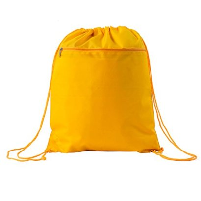 DALIX-Drawstring-Backpack-Sack-Bag-Yellow