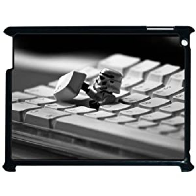 Funny Stormtrooper lego Star Wars iPad 2 hard case at amazon