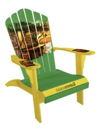 Margaritaville Model SA-623117 Classic Adirondack Chair ...