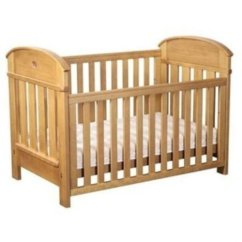 Boori Country Collection Madison 3 In 1 Cot Bed Sofa Gold Mitc Crib Heritage Teak Selomausion Vv