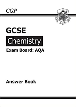 GCSE Chemistry AQA Answers (for Workbook): CGP Books