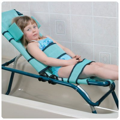 Dolphin Bath Chair