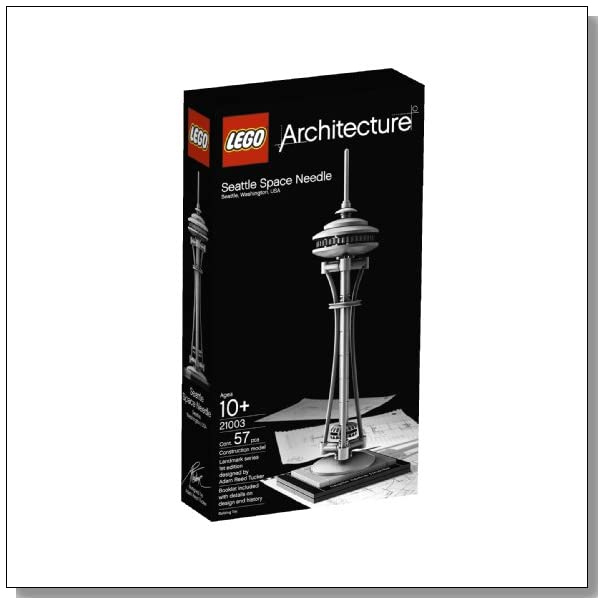 LEGO Architecture Seattle Space Needle (21003)