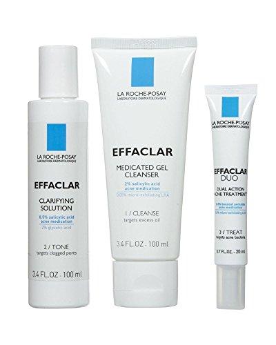 La Roche Posay Effaclar 3 Step System,