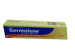 Germolene Ointment|Soothing Antiesptic Ointment With Dual ...