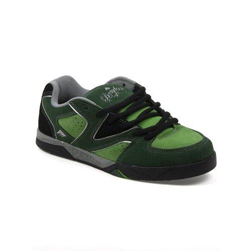 Emerica BRAYDON Herren Schuhe, grün grau schwarz, US 9, EU 42, UK 8