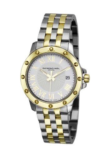 Raymond Weil Men's 5599-STP-00308 Classy Elegant Analog Watch